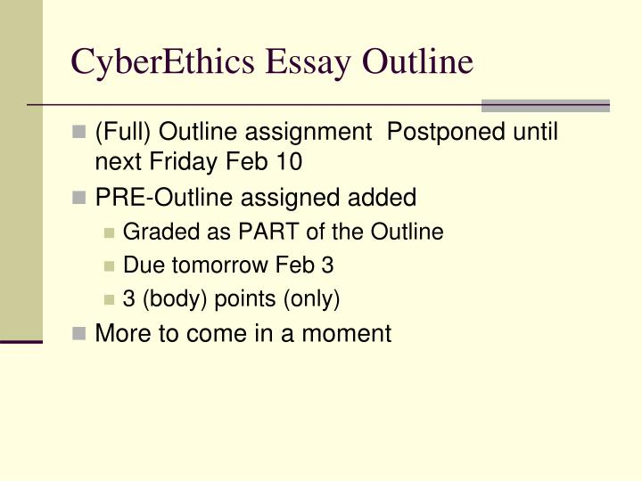 Gwinnett County Homework Helpline Ethics Essay Outline Essay Writers  Outline For Ethics Paper Sample Outline For Research Paper Business Ethics