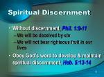 spiritual discernment4