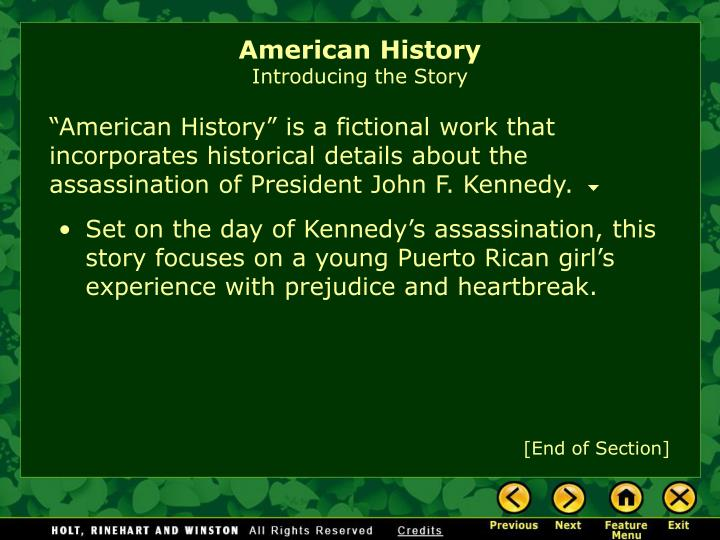 essay on american history by judith ortiz cofer
