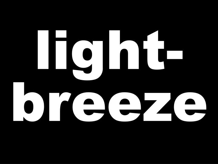 light-breeze