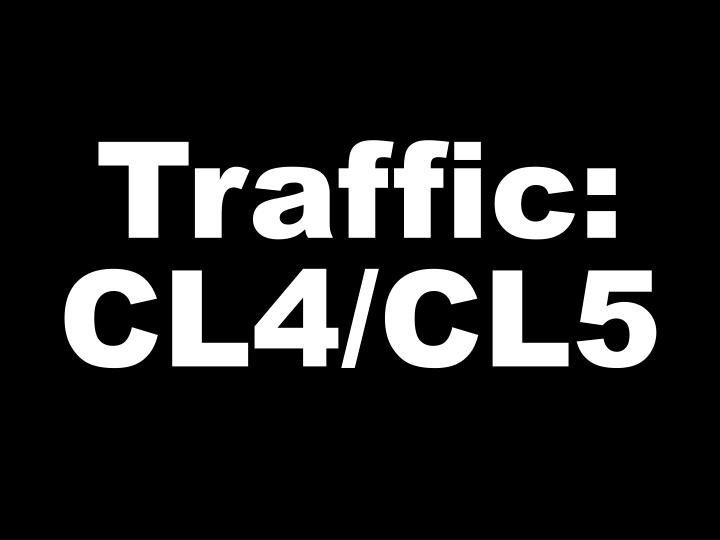 Traffic: