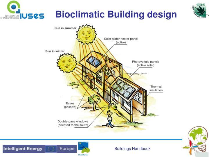 Bioclimatic Building design