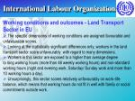 international labour organization11