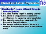 international labour organization2