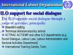 international labour organization24