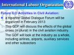 international labour organization36
