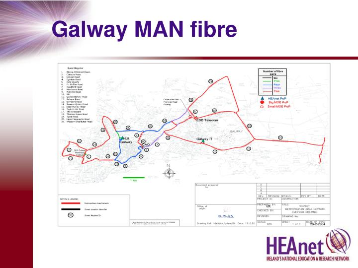 Galway MAN fibre