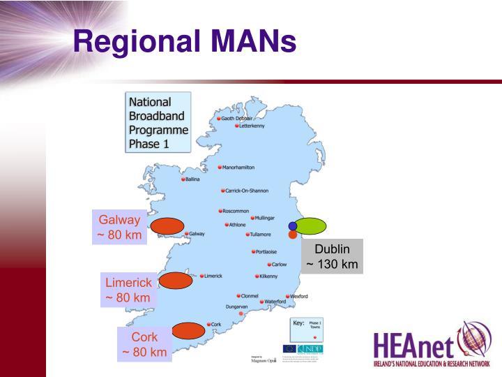 Regional MANs