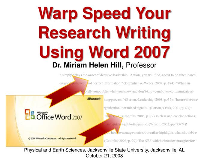 tips for writing an apa research paper
