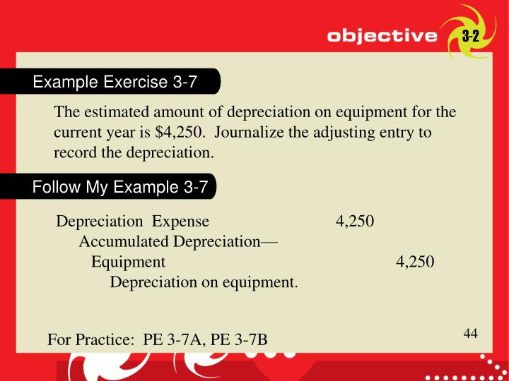 Example Exercise 3-7