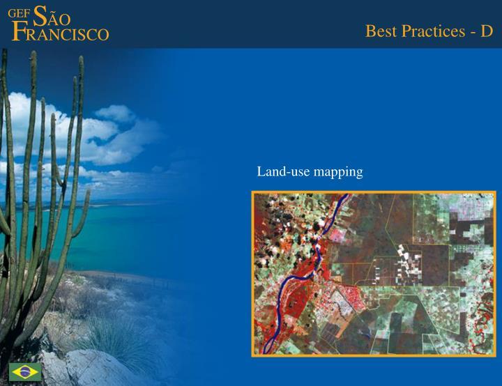Best Practices - D
