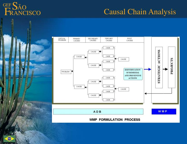 Causal Chain Analysis