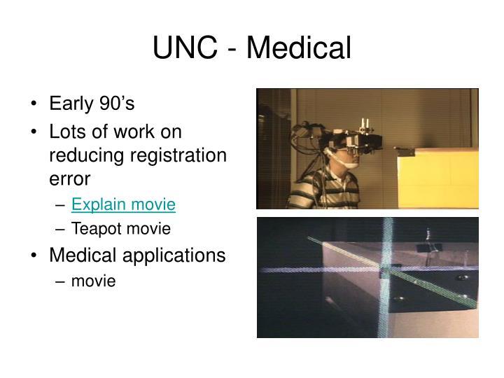 UNC - Medical