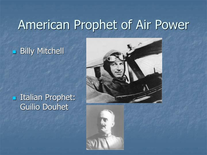 American Prophet of Air Power