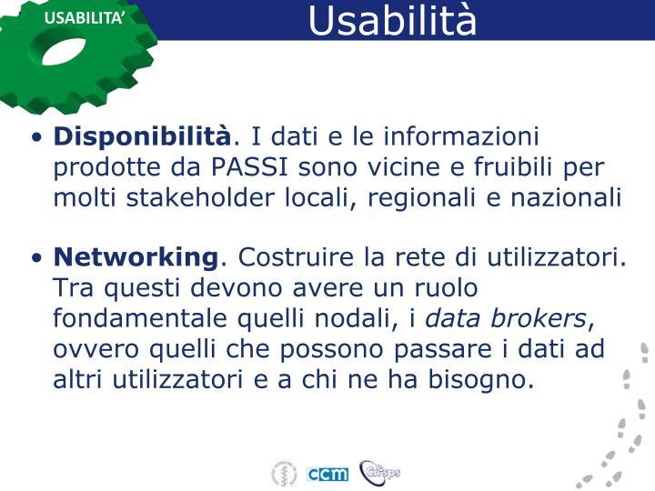Usabilità