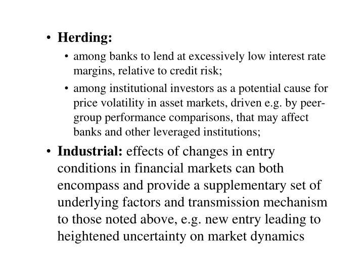 Herding: