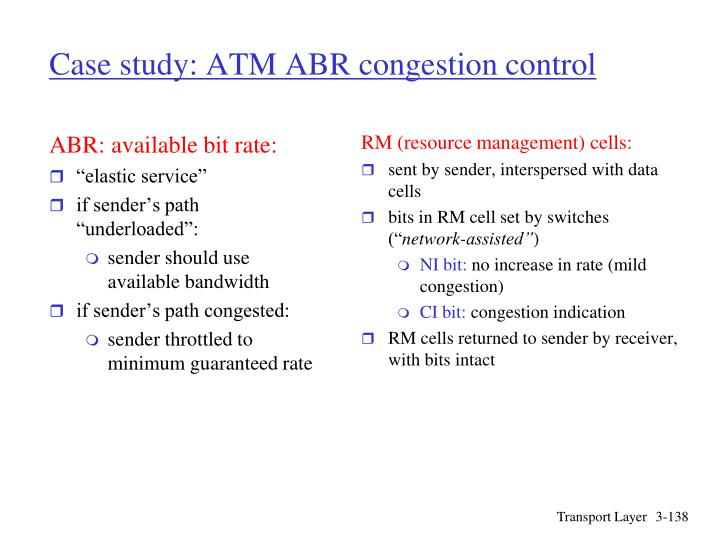 ABR: available bit rate: