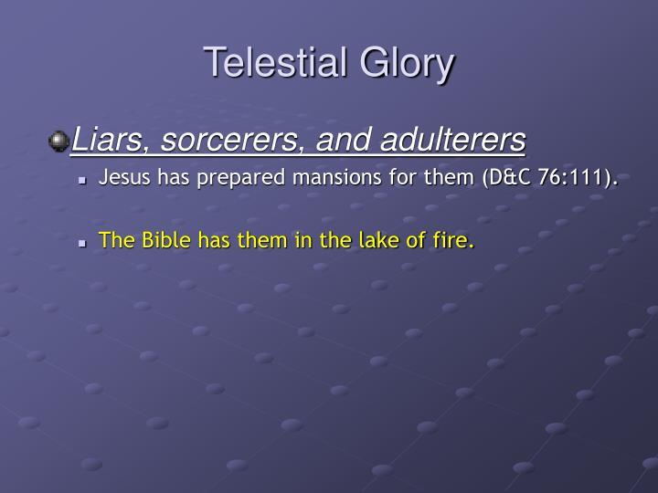 Telestial Glory