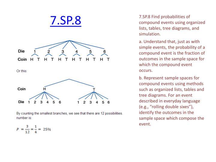 7.SP.8