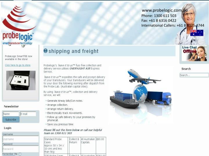 www.probelogic.com.au
