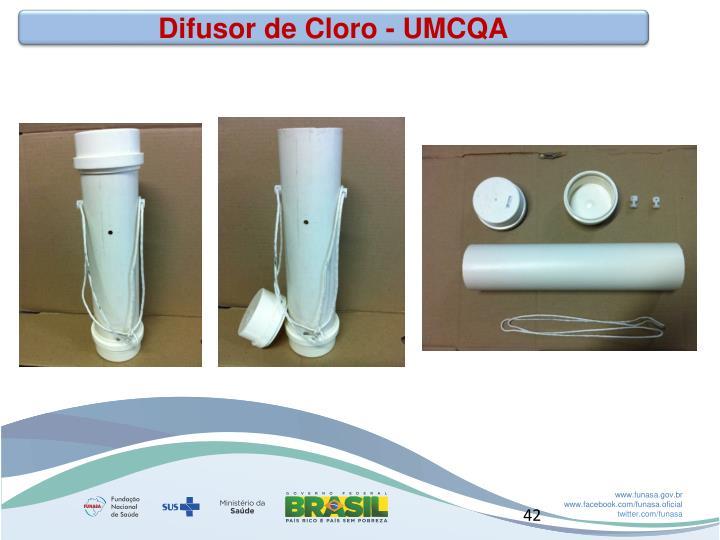Difusor de Cloro -