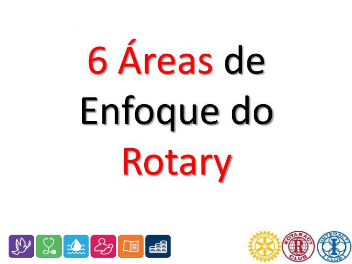 6 Áreas