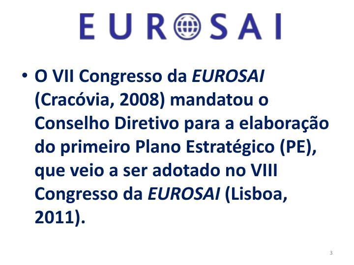 O VII Congresso da