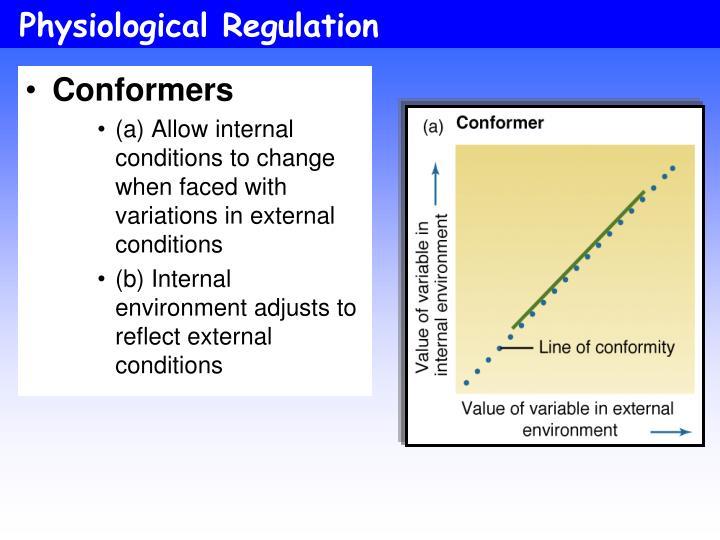 Physiological Regulation