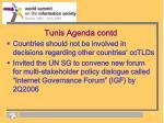 tunis agenda contd3