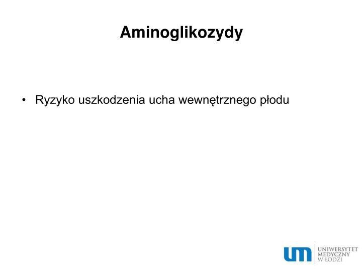 Aminoglikozydy
