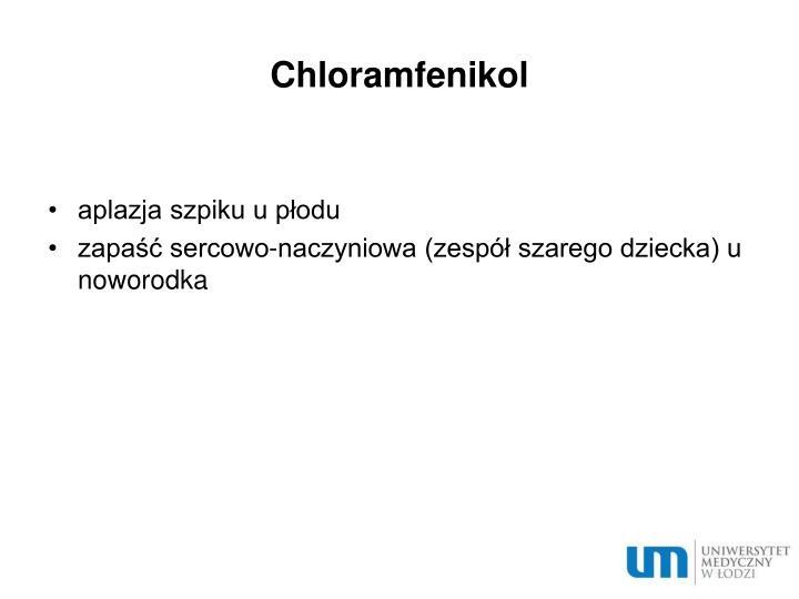 Chloramfenikol