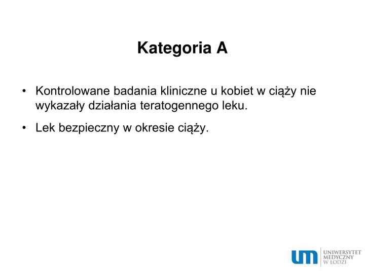 Kategoria A