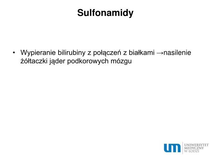 Sulfonamidy
