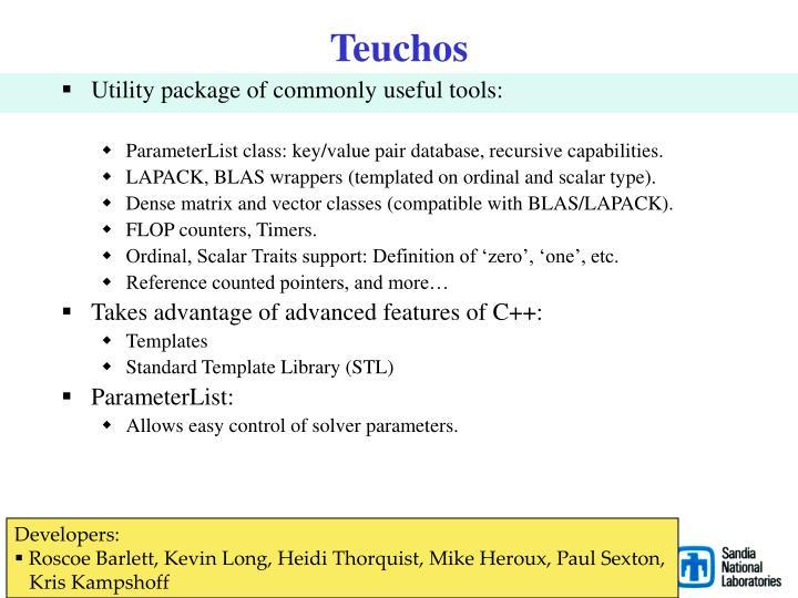 Teuchos