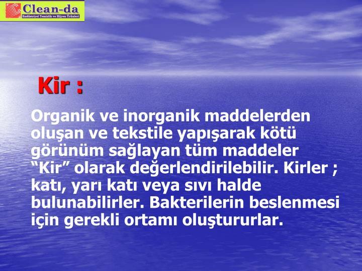 Kir :
