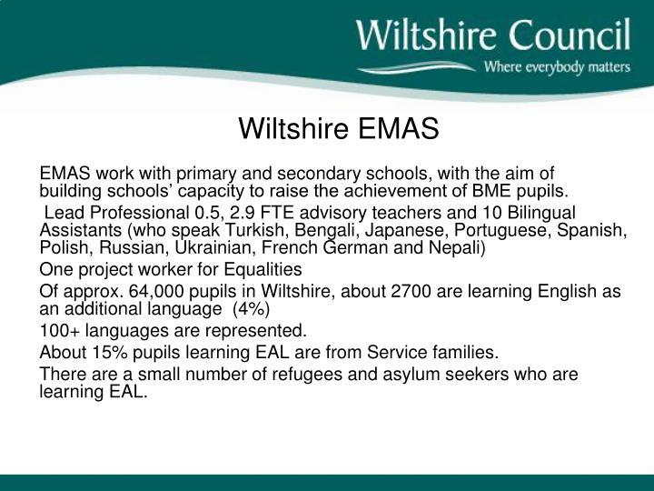 Wiltshire EMAS