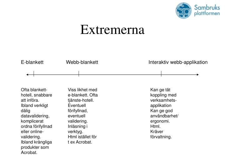 Extremerna
