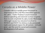 canada as a middle power1