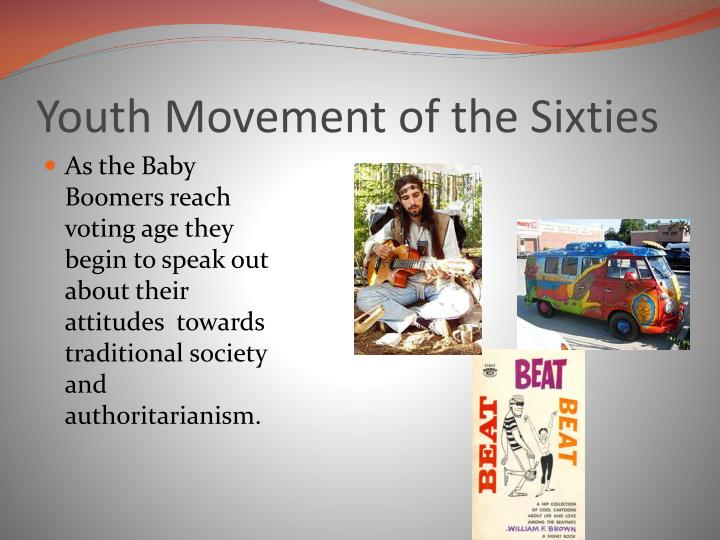 Youth Movement of the Sixties