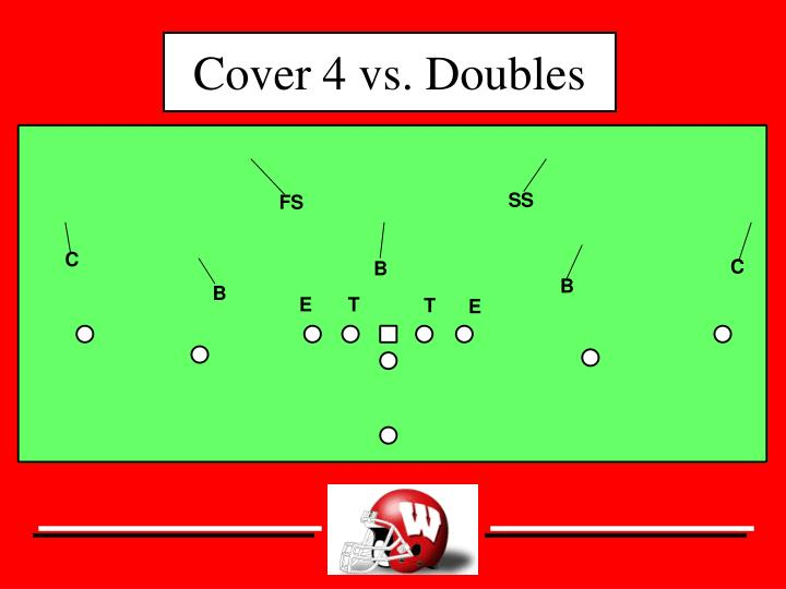 Cover 4 vs. Doubles