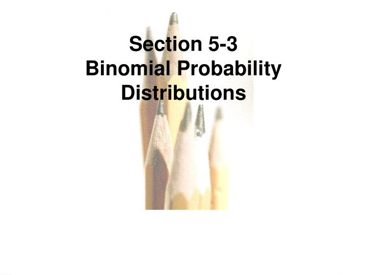 Section 5-3