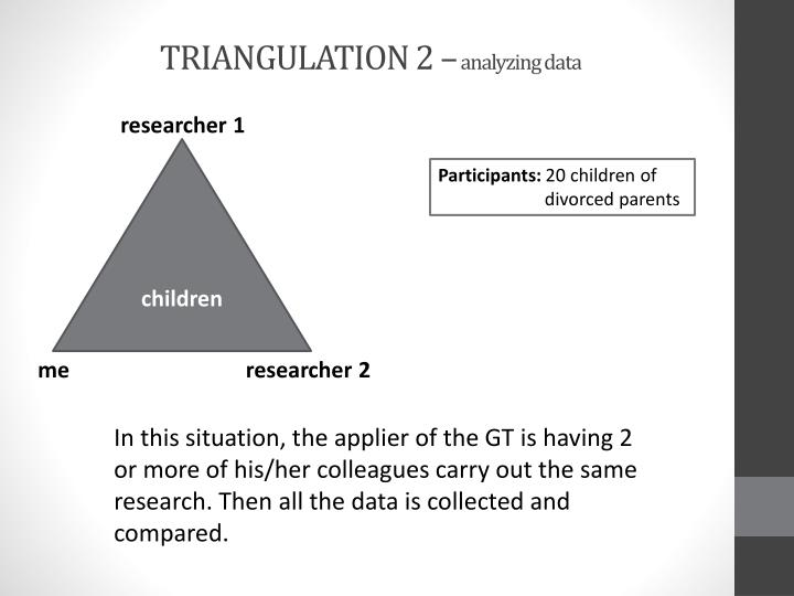 TRIANGULATION 2 –
