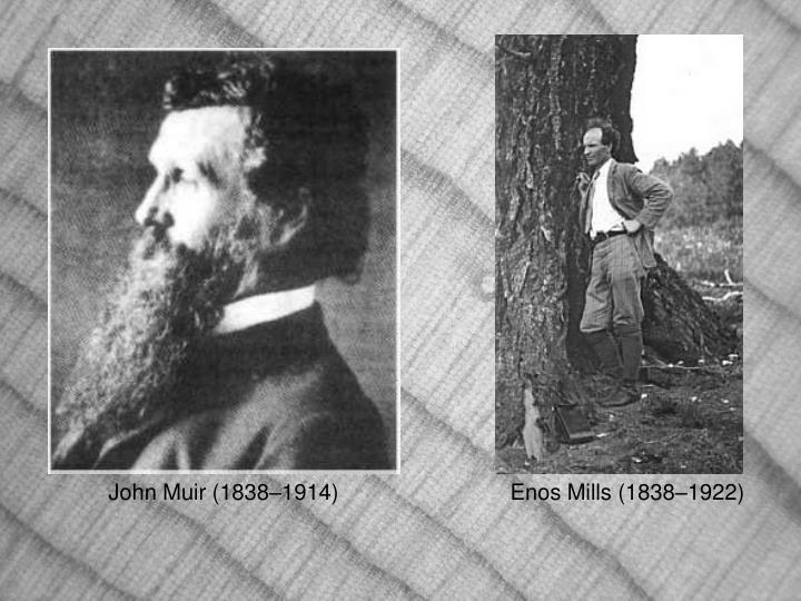 Enos Mills (1838–1922)