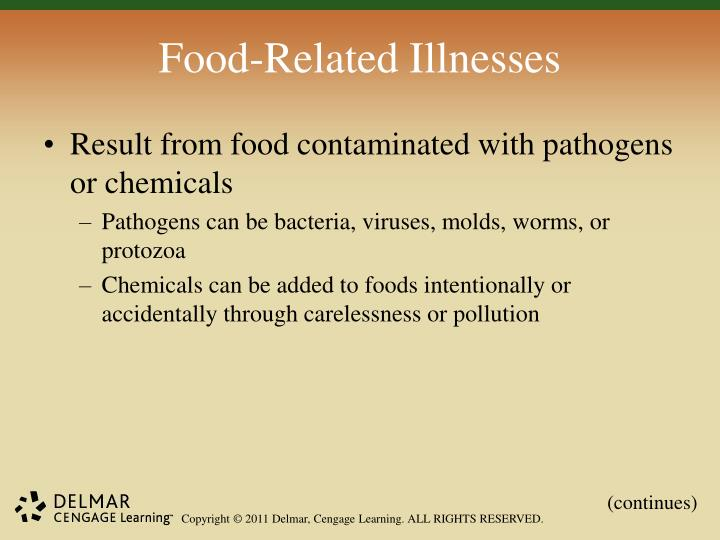 Food-Related Illnesses