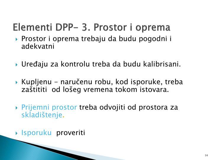 Elementi DPP-