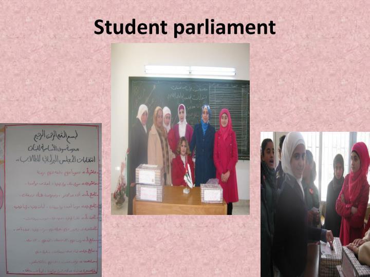 Student parliament