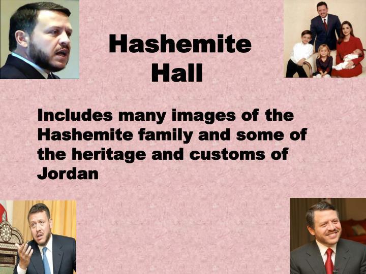 Hashemite Hall