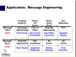 application message engineering1