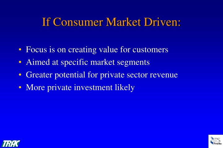 Focus is on creating value for customers