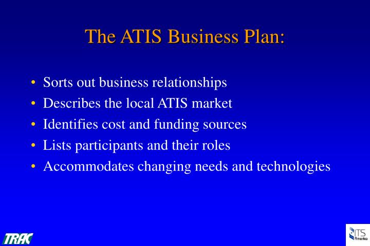 Sorts out business relationships